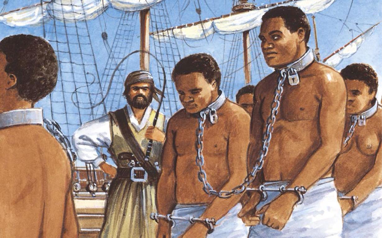 Bine ai venit în Sclavie!